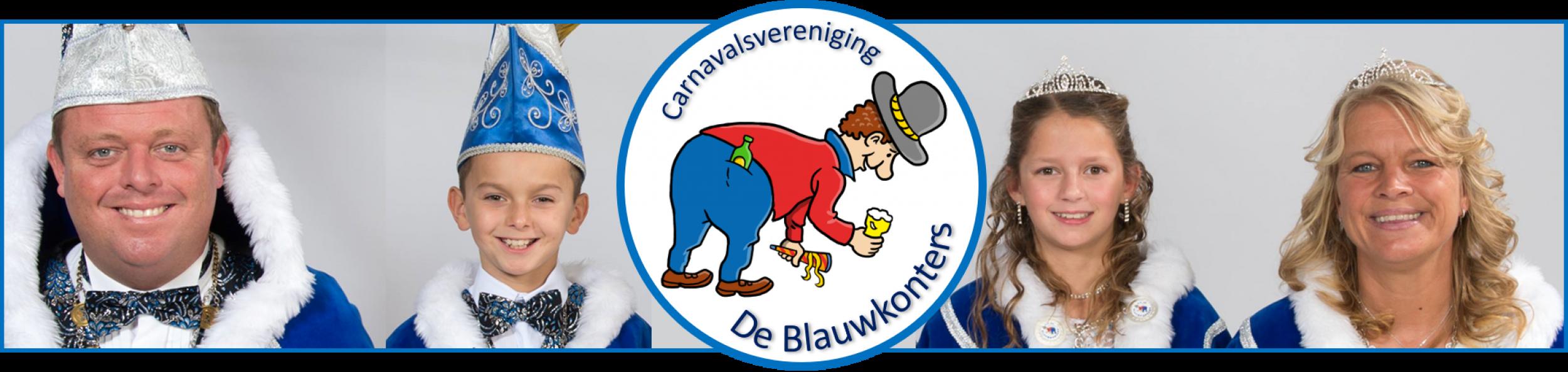 De Blauwkonters
